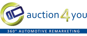 auction4you gmbh - 360° automotive remarketing